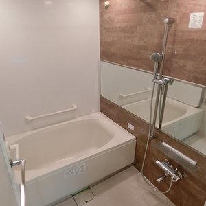 レクセル高田馬場(6階,6660万円)の浴室・お風呂