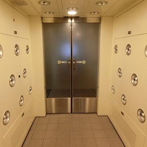 レクセル高田馬場のマンションの入口・エントランス