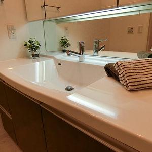 レクセル高田馬場(6階,6660万円)の化粧室・脱衣所・洗面室