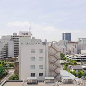 ビレッタ亀戸(8階,)のお部屋からの眺望