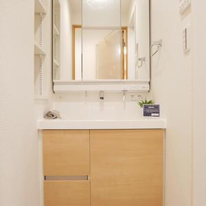 サンハイツ亀戸(5階,3390万円)の化粧室・脱衣所・洗面室