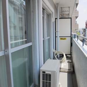 サンハイツ亀戸(5階,3390万円)のバルコニー