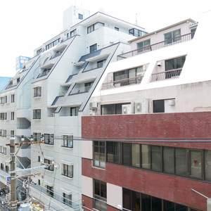 サンハイツ亀戸(5階,3390万円)のお部屋からの眺望