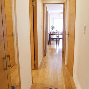 サンハイツ亀戸(5階,3390万円)のお部屋の廊下