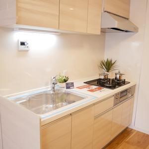 サンハイツ亀戸(5階,3390万円)のキッチン