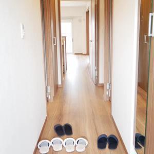 ファミール亀戸(13階,)のお部屋の廊下