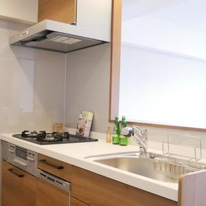 ファミール亀戸(13階,)のキッチン