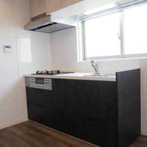 ハピーハイツニュー亀戸(10階,2680万円)のキッチン