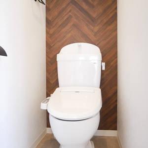 ハピーハイツニュー亀戸(10階,2680万円)のトイレ