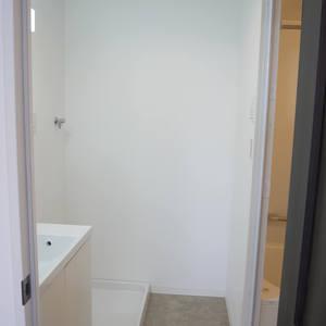 ハピーハイツニュー亀戸(10階,2680万円)の化粧室・脱衣所・洗面室