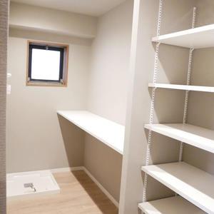 中銀亀戸マンシオン(7階,3580万円)の納戸