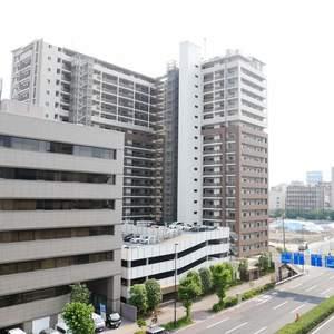 中銀亀戸マンシオン(7階,3580万円)のお部屋からの眺望