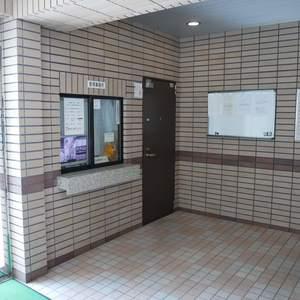 中銀亀戸マンシオンのマンションの入口・エントランス