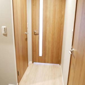 中銀亀戸マンシオン(7階,3580万円)のお部屋の廊下
