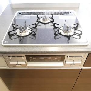 中銀亀戸マンシオン(7階,3380万円)のキッチン
