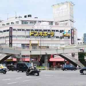 中銀亀戸マンシオンの周辺の食品スーパー、コンビニなどのお買い物