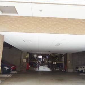 朝日マンション新中野の駐車場