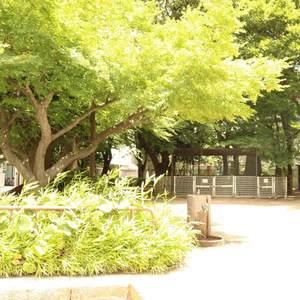 北大塚ハイツの近くの公園・緑地