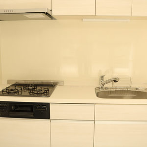北大塚ハイツ(4階,)のキッチン