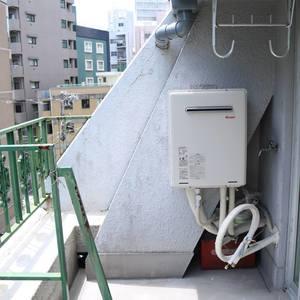 北大塚ハイツ(4階,)のバルコニー