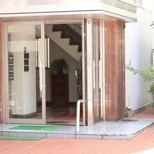 北大塚ハイツのマンションの入口・エントランス