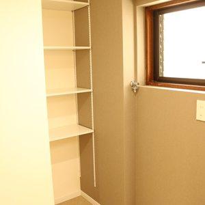 北大塚ハイツ(4階,)の化粧室・脱衣所・洗面室