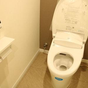 北大塚ハイツ(4階,)のトイレ