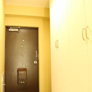 北大塚ハイツ(4階,)のお部屋の玄関