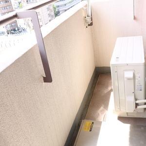 ライオンズステーションプラザ大塚第2(10階,)のバルコニー