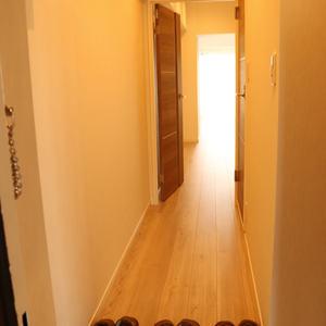 ライオンズステーションプラザ大塚第2(10階,)のお部屋の廊下