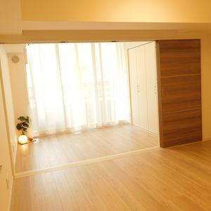 池袋西ハイム(4階,)の洋室
