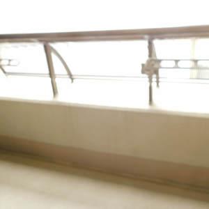 池袋西ハイム(4階,)のバルコニー