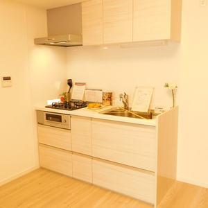 池袋西ハイム(4階,)のキッチン