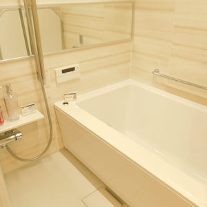 池袋西ハイム(4階,)の浴室・お風呂
