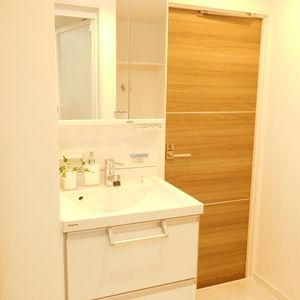 池袋西ハイム(4階,)の化粧室・脱衣所・洗面室