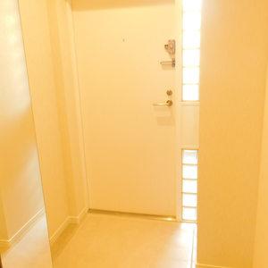 池袋西ハイム(4階,)のお部屋の玄関
