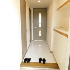 池袋西ハイム(5階,)のお部屋の玄関
