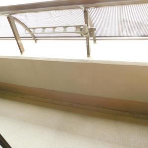 池袋西ハイム(5階,)のバルコニー