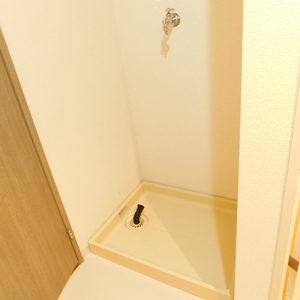 池袋西ハイム(5階,)の化粧室・脱衣所・洗面室