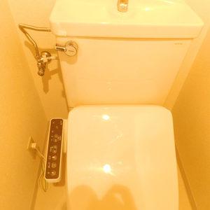 池袋西ハイム(5階,)のトイレ