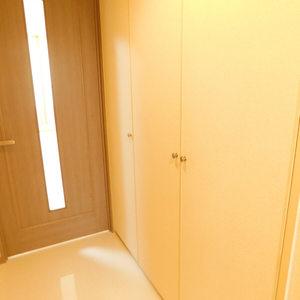 池袋西ハイム(5階,)のお部屋の廊下
