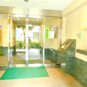 シーアイマンション池袋西のマンションの入口・エントランス