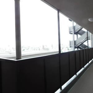 シーアイマンション池袋西(10階,)のフロア廊下(エレベーター降りてからお部屋まで)