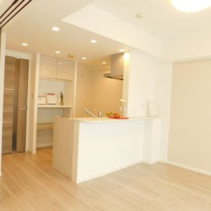 シーアイマンション池袋西(10階,4099万円)の居間(リビング・ダイニング・キッチン)