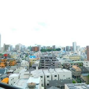 シーアイマンション池袋西(10階,4099万円)のお部屋からの眺望
