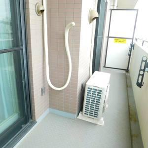 シーアイマンション池袋西(10階,4099万円)のバルコニー