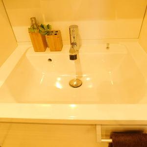 シーアイマンション池袋西(10階,4099万円)の化粧室・脱衣所・洗面室