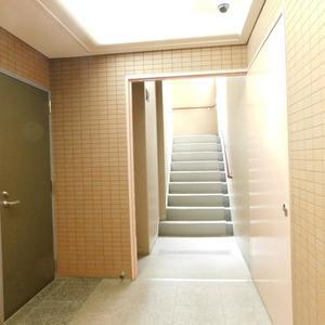 アイディーコート池袋西スターファーロのエレベーターホール、エレベーター内