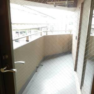 アイディーコート池袋西スターファーロ(3階,)のバルコニー