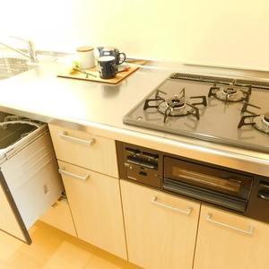 アイディーコート池袋西スターファーロ(3階,)のキッチン